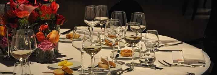 Ronde tafels huren