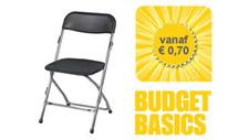 Budget Basic Klapstoel